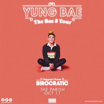 YUNG BAE w/ Birocratic: Main Image