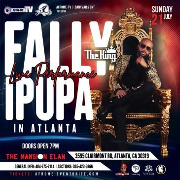 Fally Ipupa Performing Live-img