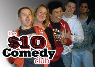 BonkerZ $10 Dollar Comedy Clubs: Main Image