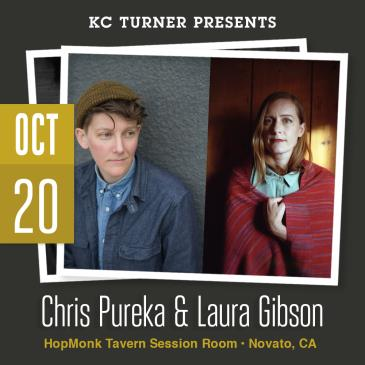 Chris Pureka & Laura Gibson: Main Image
