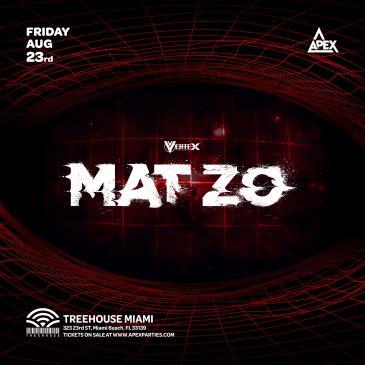 Mat Zo @ Treehouse Miami: Main Image