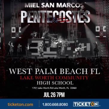 MIEL SAN MARCOS EN WPB, FL