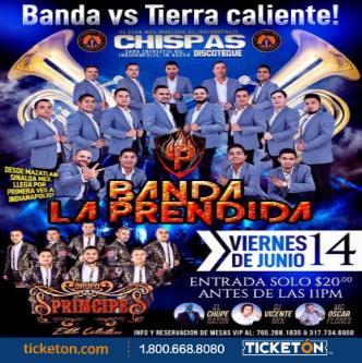 BANDA LA PRENDIDA !: Main Image