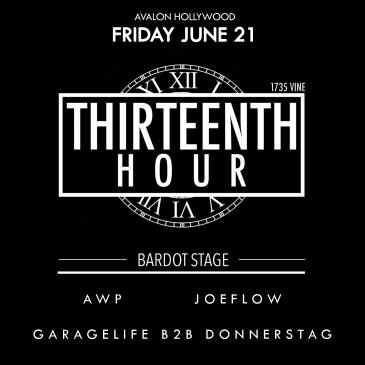 BARDOT FRIDAY 6.21 AFTER HOURS: THIRTEENTH HOUR-img