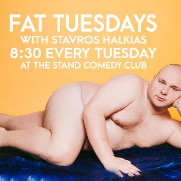 Stavros Halkias Presents Fat Tuesdays! 7/16 - 8:30PM-img