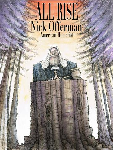 Nick Offerman: All Rise (POSTPONED TBA): Main Image