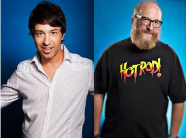 CANCELLED - An Evening w/ Arj Barker, Brian Posehn & Friends: Main Image
