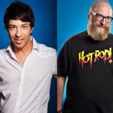 An Evening with Arj Barker, Brian Posehn & Friends-img