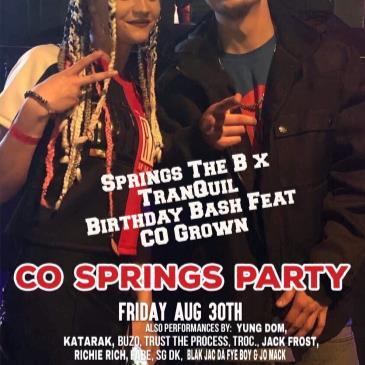 BKG Presents Springs the B X TranQuil Birthday Bash-img