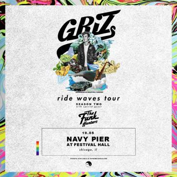 GRiZ - Ride Waves Tour: Season Two: Main Image