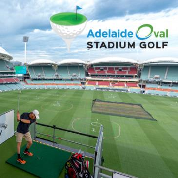 Adelaide Oval Stadium Golf: Main Image