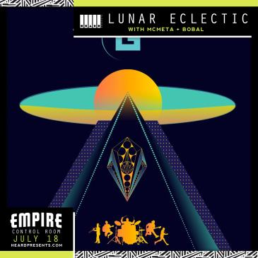 Lunar Eclectic with McMeta and Bobal: Main Image