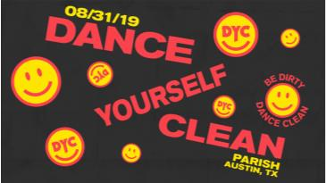 Dance Yourself Clean: Main Image