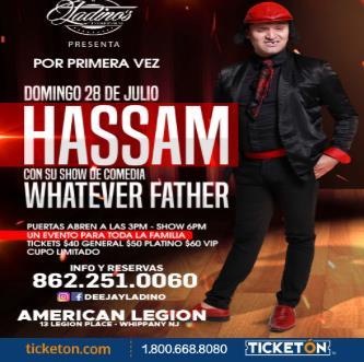 HASSAM: Main Image