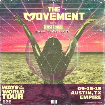 The Movement with Arise Roots and Th3rd Coast Roots-img