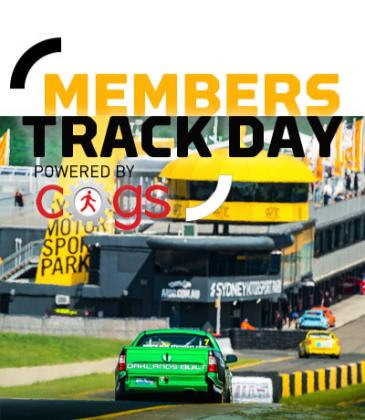 ARDC Members Only Track Day Powered by COGS: Main Image