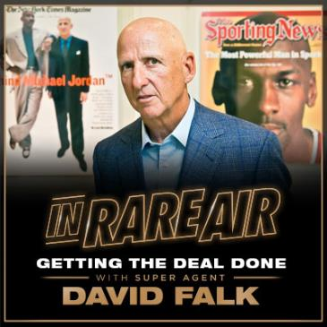 IN RARE AIR - David Falk Luncheon: Main Image