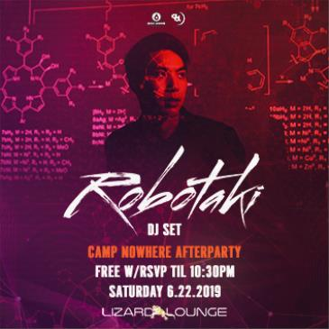 Camp No Where - After Party featuring Robotaki - DALLAS-img