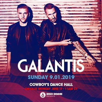 Galantis - SAN ANTONIO: Main Image