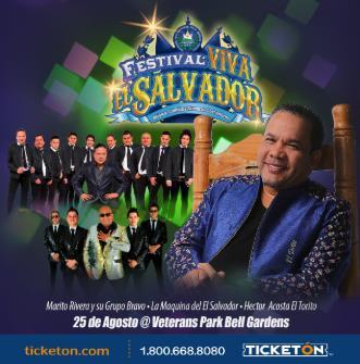FESTIVAL VIVA EL SALVADOR 2019: Main Image