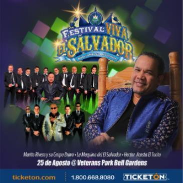 FESTIVAL VIVA EL SALVADOR 2019