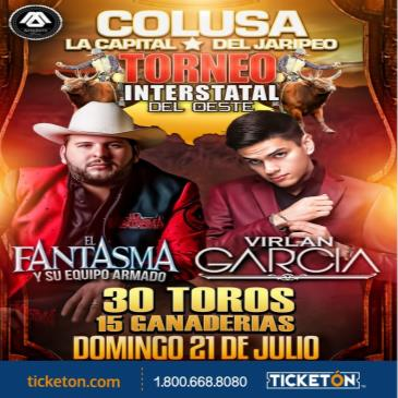 TORNEO ESTATAL / EL FANTASMA / VIRLAN GARCIA