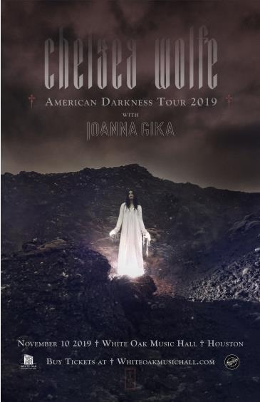Chelsea Wolfe - American Darkness Tour 2019: Main Image