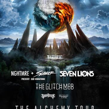 Alchemy Tour: NGHTMRE + Slander, Seven Lions, The Glitch Mob-img