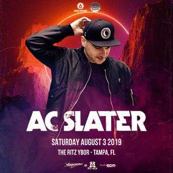AC Slater - TAMPA: Main Image