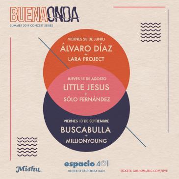 Buena Onda: Buscabulla & Millionyoung-img
