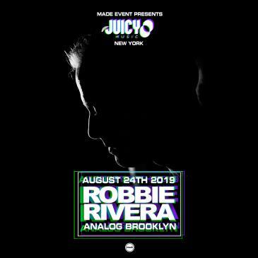 EZoo Warmup: Robbie Rivera at Analog Brooklyn (19+): Main Image