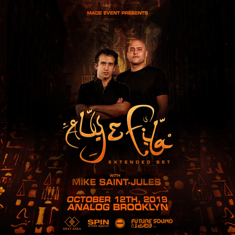 niepokonany x przyjazd odebrać Buy Tickets to Aly & Fila at Analog Brooklyn in Brooklyn on ...