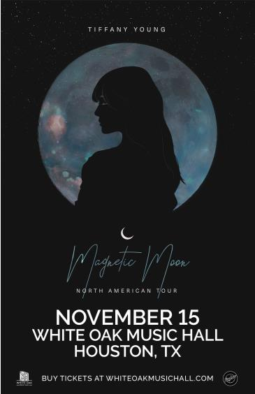 Tiffany Young - Magnetic Moon North American Tour: Main Image
