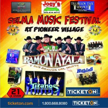 SELMA MUSIC FESTIVAL: Main Image
