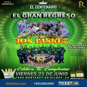 EL GRAN REGRESO: Main Image