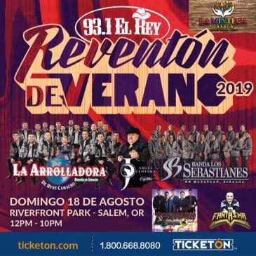REVENTON DE VERANO 2019