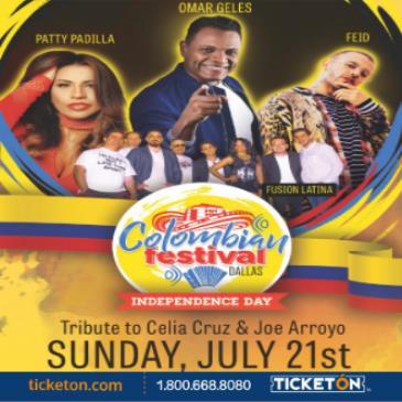 DALLAS COLOMBIAN FESTIVAL