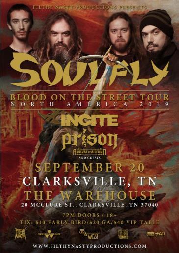 Soulfly: Main Image