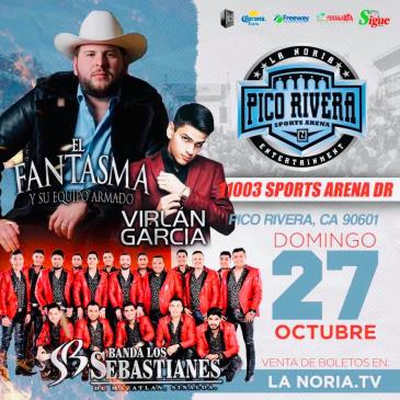 Pico Rivera Sports Arena Tickets - See Tickets
