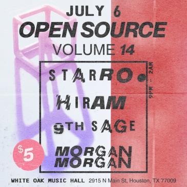 Open Source Vol. 14 ft. Starro: Main Image