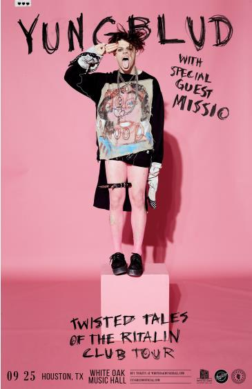 YUNGBLUD with Missio: Main Image