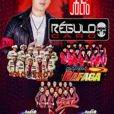 REGULO CARO,VAQUEROS MUSICAL