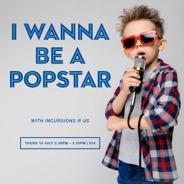 I Wanna be a Popstar! - Harbord Diggers-img