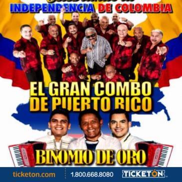 CELEBRANDO LA INDEPENDENCIA DE COLOMBIA