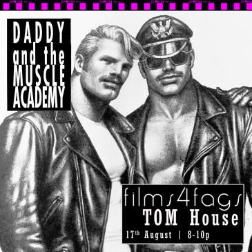 Films4Fags: You Will Never... / Daddy and the Muscle Academy-img