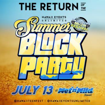 #HTMF SUMMER BLOCK PARTY: Main Image