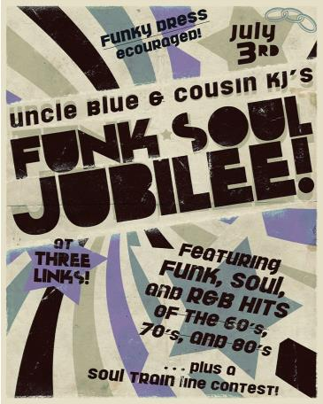 Uncle Blue and Cousin KJ's Funk Soul Jubilee: Main Image