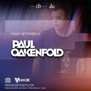 Paul Oakenfold @ Treehouse Miami-img