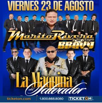 MARITO RIVERA Y LA MAQUINA: Main Image