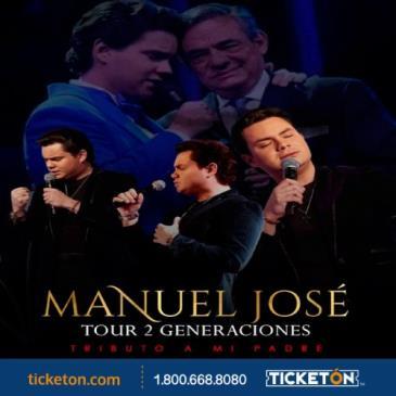 "MANUEL JOSE ""TRIBUTO A JOSE JOSE"""